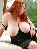 After playing with large tits Madeline enjoys her vibrating friend